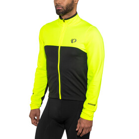 PEARL iZUMi Select - Maillot manches longues Homme - jaune/noir